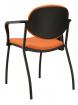 konferenční židle WENDY čalouněná