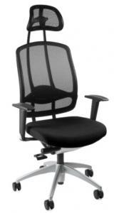 židle MED ART 30, zdravé sezení kancelárská stolička