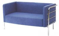 sedačka dvoukřeslo VERANO L528-B hranatá
