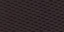 židle FISH BONES černý plast, černá látka TW11