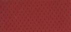 židle FISH BONES černý plast, červená látka 26-68