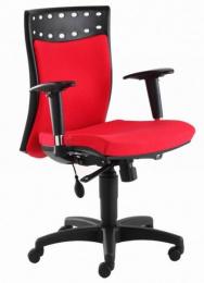 židle OMEGA HP BLACK