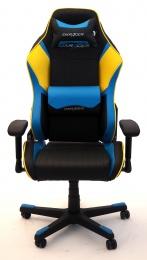 židle DXRACER OH/DE35/NYB kancelárská stolička