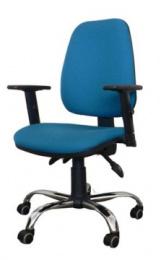židle MERCURY 2000STCH asynchro, černá