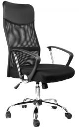 kancelářská židle W-1007 Prezident černý kancelárská stolička