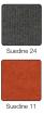 židle LARA VIP E-SYNCHRO šedo-oranžová, SLEVA 633S