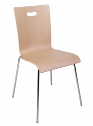dřevěná židle TULIP sleva č. 682