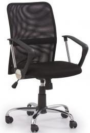 židle TONY černá, sleva č. A1135.sek kancelárská stolička