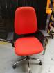 židle MERCURY 2000 STCH asynchro ORANŽOVÁ  sleva č. A1139.sek kancelárská stolička