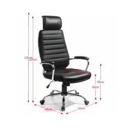 Kancelářské křeslo IZIDOR kancelárské kreslo