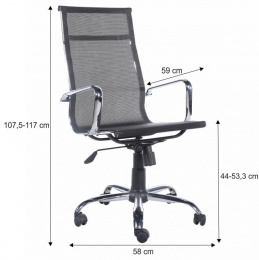 Kancelářské křeslo CADIF kancelárské kreslo