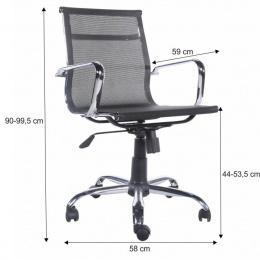 Kancelářské křeslo MELIS kancelárské kreslo