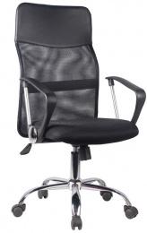 Kancelářská židle TC3-973M 2 NEW - černá kancelárská stolička