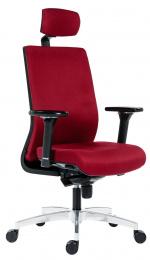 židle 1990 SYN TITAN ALU PDH kancelárská stolička