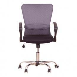 Kancelářská židle AEX, šedá kancelárská stolička