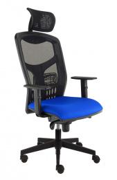 kancelářská židle YORK síť TB-SYNCHRO kancelárská stolička