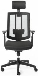 Kancelářská židle BZJ 363 - černá