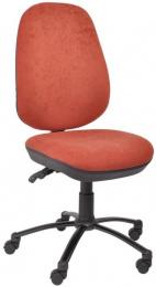 kancelářská židle 17 Asyn, sleva č.A1186.sek - barva TMAVĚ ZELENÁ