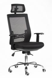 kancelářská židle MARIKA YH-6068H černá,č.AOJ005