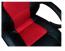 křeslo Racing červená