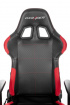 židle DXRACER OH/FE03/NR, č. AOJ013 kancelárská stolička