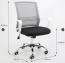 kancelářská židle APOLO šedo-černá
