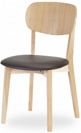 židle Robinson buk látka