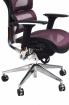 kancelářská židle ARIES JNS-701, vínová W-16