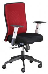 židle LEXA bez podhlavníku, vínová, č. AOJ098S