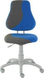 dětská židle FUXO S-line modro-šedá, č. AML036