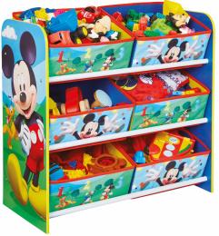 Organizér na hračky Mickey Mouse Clubhouse