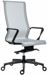 židle 7700 EPIC HIGH BLACK