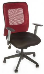 židle CORTE červená sleva č. AOJ329S