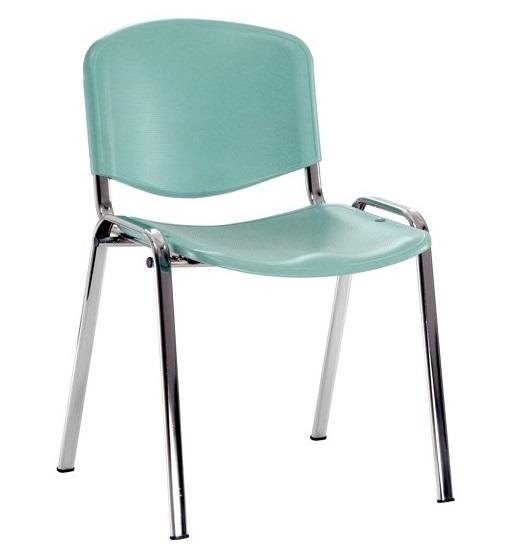 jídelní židle IMPERIA plastová kancelárská stolička