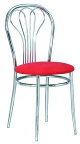 židle VENUS, kostra chrom kancelárská stolička