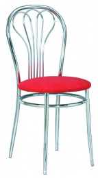 židle VENUS, kostra chrom