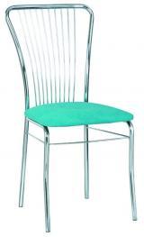 židle 73 chrom kancelárská stolička