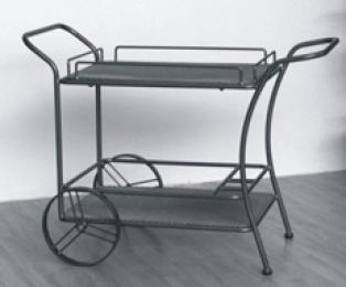Kovový servírovací vozík U600
