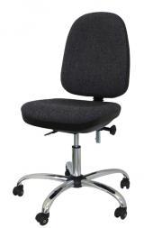 židle ANTISTATIC EGB 011 kancelárská stolička